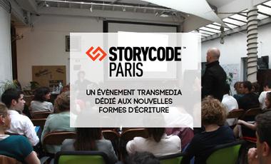 Visueel van project Storycode Paris