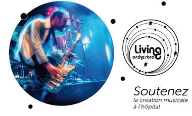Visuel du projet LIVING ORCHESTRA - Création musicale à l'hôpital