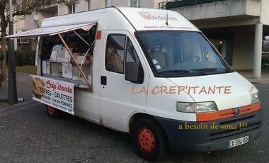 Visuel du projet LA CREP'ITANTE a besoin de vous !!