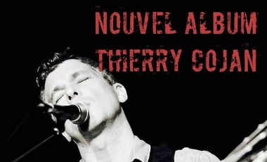 Visueel van project Aidez à créer le nouvel album  de Thierry Cojan