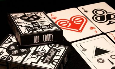 Project visual Jeu de 54 cartes JÜA