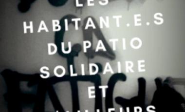 Project visual Soutenez le Patio Solidaire Grenoble
