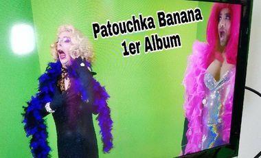 Visueel van project Patouchka Banana - 1er album