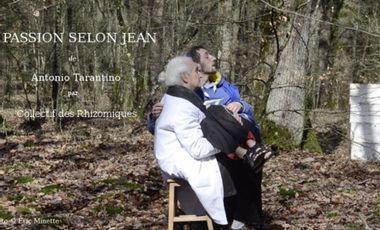 Project visual Passion selon Jean de Antonio Tarantino – pièce de théâtre et états de folie...