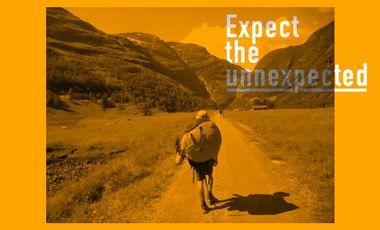 Visuel du projet S'attendre à l'inattendu/Expect the unexpected