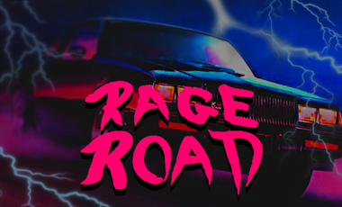 Project visual RAGE ROAD - Le film