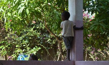 Project visual Projet solidaire psychomotricité au Sénégal
