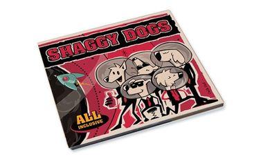 Visuel du projet ALL INCLUSIVE nouvel album des Shaggy Dogs