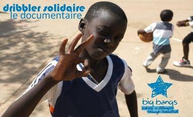 Visueel van project Dribbler solidaire // Episode 1 : Les Big Bangs avec les enfants du Sénégal