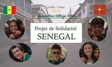 Project visual Les compagnons de Croissy au Sénégal