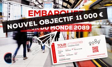 Visueel van project Tour du Monde 2089