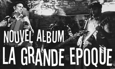 Project visual Le nouvel album de la Grande Epoque