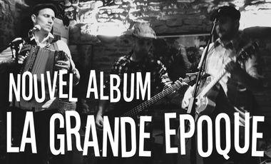 Visueel van project Le nouvel album de la Grande Epoque