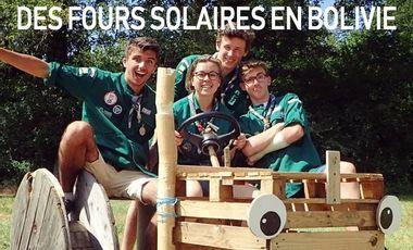 Project visual Des fours solaires en BOLIVIE (Projet compagnons 2018)