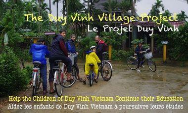 Visuel du projet Help the Children of Duy Vinh, Vietnam pursue their education
