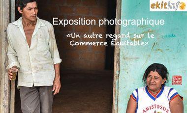 Visueel van project Exposition photo : commerce équitable au Pérou