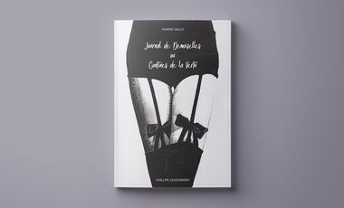 Project visual Journal de Demoiselles ou Contines de la Vertu