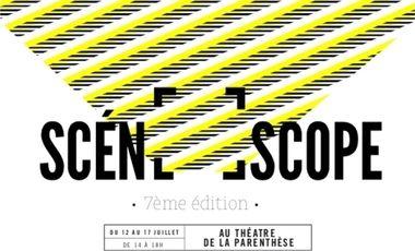 Project visual Le Scénoscope