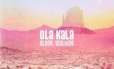 Visueel van project OLA KALA met en orbite son premier album