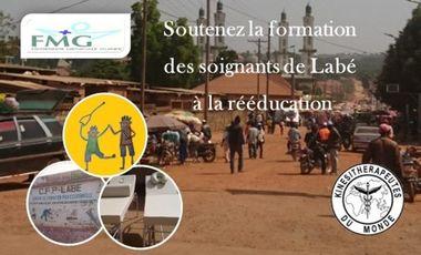 Visueel van project Former les soignants de Labé à la rééducation