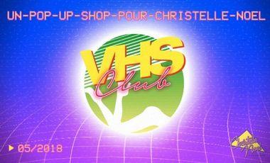 Visueel van project Un POP-UP Shop pour Christelle Noel