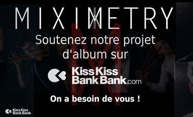 Visuel du projet Album Miximetry !