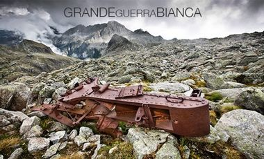 Project visual GRANDE GUERRA BIANCA