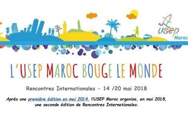 Project visual Voyage au Maroc pour des élèves de CM1/CM2 du Doubs
