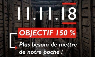 Visueel van project 11.11.18 - Le long métrage