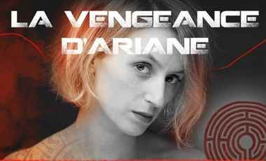 Project visual La Vengeance d'Ariane
