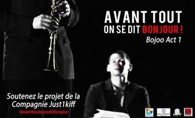 Project visual Avant tout on se dit bonjour!