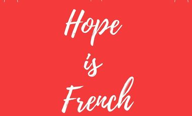 Project visual Hope is French: A comedic short film about the hunger for happiness!