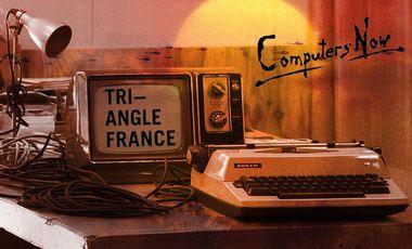 Visueel van project Triangle France : Computers NOW !