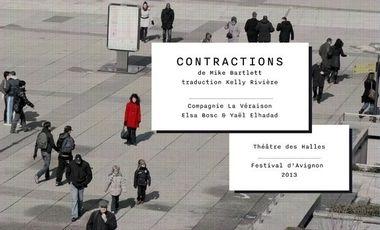 Visueel van project Contractions, de Mike Bartlett