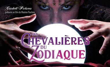 Project visual Les Chevalières du Zodiaque