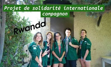 Visueel van project Projet de Solidarité internationale au Rwanda