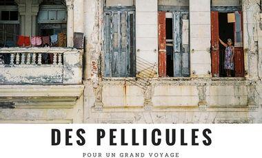 Visueel van project Des pellicules pour un grand voyage argentique