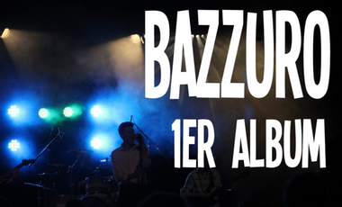 Visuel du projet 1er Album Bazzuro