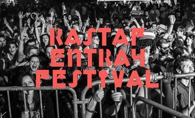 Visueel van project Rastaf'Entray Festival Hors Série