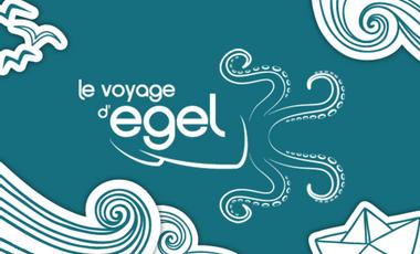 Project visual Le voyage d'Egel