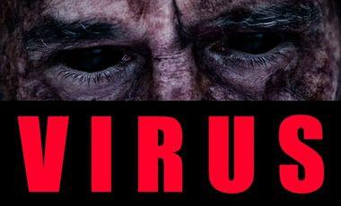 Visueel van project VIRUS, un court-métrage qui ne sent pas la naphtaline !