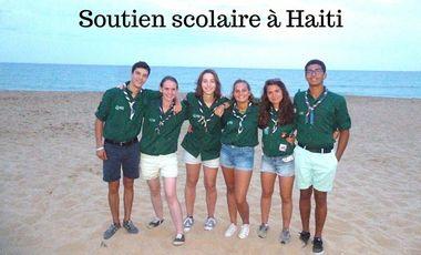 Visueel van project Les Compas6 -Soutien scolaire à Haiti