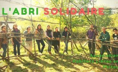 Visueel van project L'ABRI SOLIDAIRE