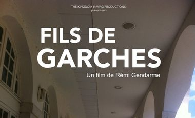 Project visual Fils de Garches - Un film de Rémi Gendarme