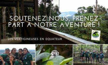 Project visual Aidez à créer l'arche des Vertigineuses en Equateur !