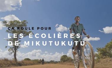 Visuel du projet Ça roule pour les écolières de Mikutukutu