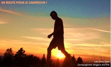 Project visual Les Very'déal - Compagnons Angers-Avrillé - En route pour le Cameroun !