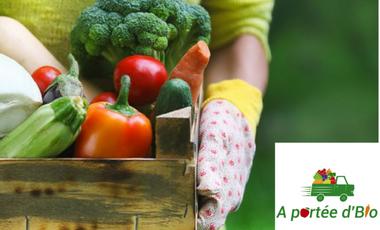 Project visual Fruits et légumes bio en livraison à domicile