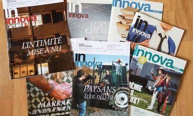 Visueel van project Innova 2018 : Plongée dans le monde agricole