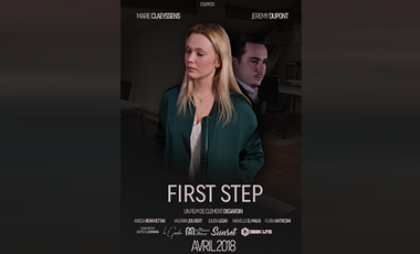 Visueel van project FIRST STEP - le film